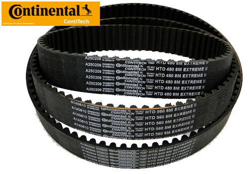 Industrial Timing Belts ( Gates )